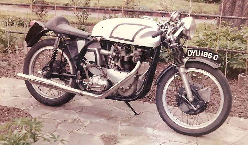 VINTAGE MOTORCYCLE CLEAROUTS