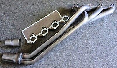BMW 2002 E10 Exhaust Header LONG for use on 2002 all years