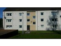 2 bedroom (large) flat sauchie