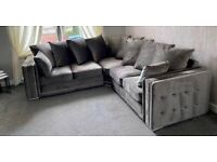Brand New Ruby Corner & 3+2 Seater Sofa Available In Stock