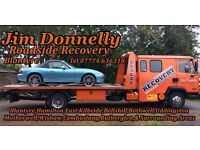 Jim Donnelly Recovery Blantyre