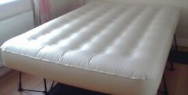 EZ Bed as on JML - Double - Automatic Inflatable Bed - with Storage Case (Faulty see desc) RRP £199