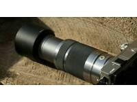 Sony 55 210 mm lens