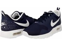Authentic Brand New NIKE AIR MAX TAVAS (GS) Blue & White 814443 402 UK Size 5.5