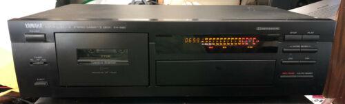 Yamaha KX-580 Cassette Deck - Dolby B/C/S/HX - Play Trim - Auto Cal - Superb!