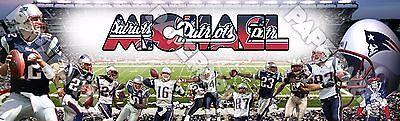 Patriotic Custom Banner - New England Patriots Poster Banner 30