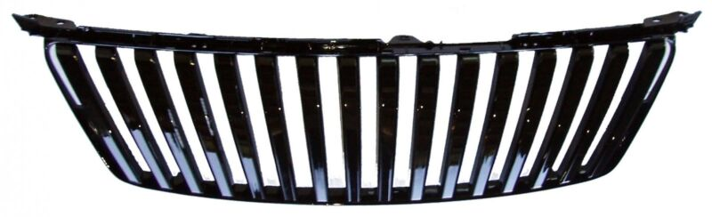 Front Grille for Lexus IS250 IS350 2006-2008 Glossy Black Vertical Style