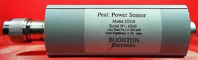 Boonton 57318 Peak Power Sensor