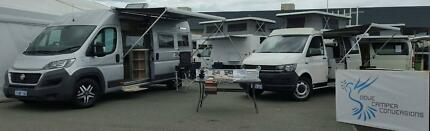 2017 Dove Camper Conversions