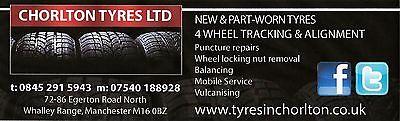 Chorlton Tyres LTD
