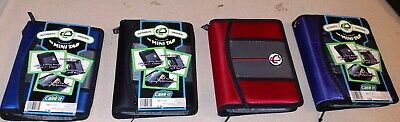 Case-it The Mini Tab 3 Ring Binder W 1 Capacity You Choose Color