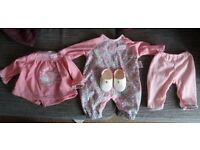Baby Annabelle dolls clothes