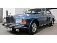 1983 Rolls Royce Silver Spirit