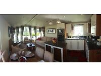 Luxury static caravan for sale Norfolk Broads, Cherry Tree Holiday Park. East Anglia. 2016 fees inc
