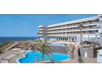 Package holiday to Tenerife July 2017 (2 adults & 2 children)