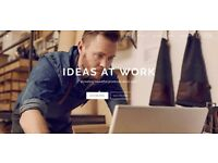 Wordpress - Web & Graphic Designer - Discounted