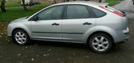 Ford Focus 1.6 Sport 06 plate