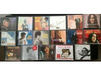 18 Cd's from 1950/1960 Artists