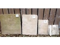 Assorted Bradstone Old Town paving. Job lot.