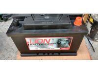 12v Lion Car Battery 100 70ah