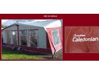 Caravan Awning Full 1025 cm Size 16 Caledonian Lux 1025cm. BARGAIN