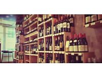 Assistant Manager required for City Centre Wine & Spirit merchant