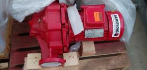 Armstrong 1.5 x 1.5 x 8 - 4380 Pump,  1.5 HP, 3 Phase, 575 V