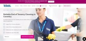 Professional Cleaning Service in Coventry and Warwickshire