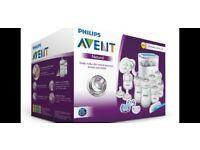 Philips Avent Complete Starter breastfeeding set (pump, bottles and steriliser)