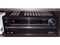 ONKYO TX-NR609 + Bluetooth / 7.2 Channel Network AV Receiver