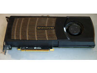 Gainward GeForce GTX480 Graphics Card 1536MB GDDR5 384bit
