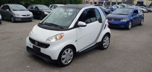 2015 smart fortwo passion 39$/semaine