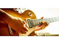 Guitar Lessons/ Tutor/ Teacher