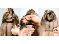 Tape On/ Micro Rings/Micro Loops Hair Extensions