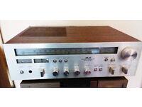 Akai aa1040 am/fm receiver classic 1970s 35w