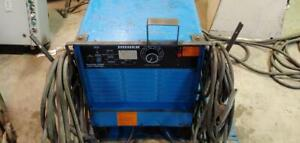 Miller 400 SS DC Power Supply Arc Welder with cables, 3 Phase