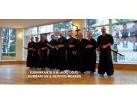 MARTIAL ARTS, IAIDO, FEMALE & MALE STUDENTS WELCOME, ALSO MARTIAL ARTS RETURNERS
