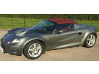 STUNNING LOTUS ELISE S1 LIGHTWEIGHT - ONLY 2 OWNERS & 36K MILES - IMPECCABLY MAINTAINED