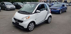 2015 smart fortwo passion 55$/semaine