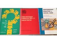 Sociology books