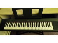 Yamaha NP-12 Piaggero Digital Piano