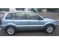 Very well maintained Ford Fusion 1.4 Zetec Climate 5dr