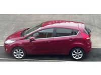Ford Fiesta 1.4 Titanium Automatic/Manual for sale