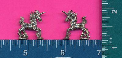 100 wholesale lead free pewter unicorn figurines m11041
