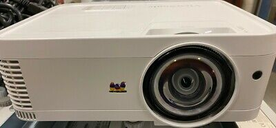 Viewsonic Projector PS501W 3400Lumens native WXGA 1280x800 HDMI/VGA Projector