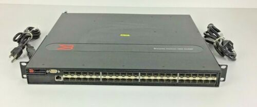 Brocade Ni-ces-2048f-meprem-ac Brocade Netiron 2048f Carrier Ethernet Switch