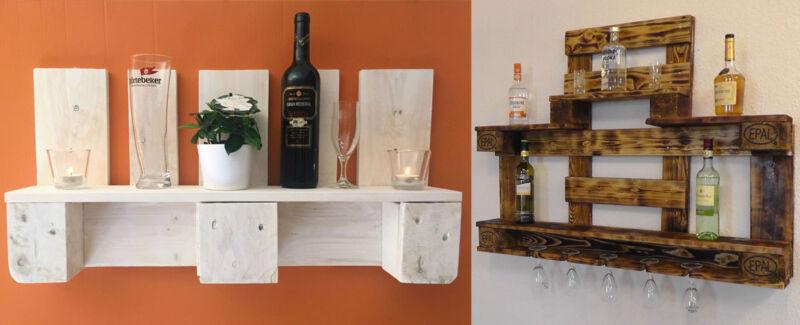 Eine Palette - ein Dutzend Möglichkeiten. (© Wood Factory / Schellenberg & Karnatz GmbH)