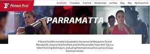 Fitness First Home membership at Parramatta $11/week Parramatta Parramatta Area Preview