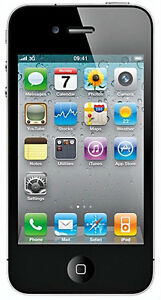 Apple iPhone 4S 8GB Bell  Smartphone-LIKE NEW