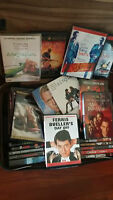 COLLECTION OF 42 DVDS - SELLING ALL TOGETHER AS A SET